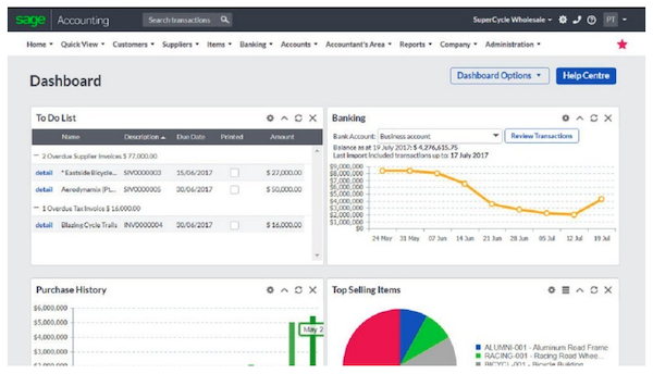 Sage Business Cloud Accounting - modeles-facture.fr