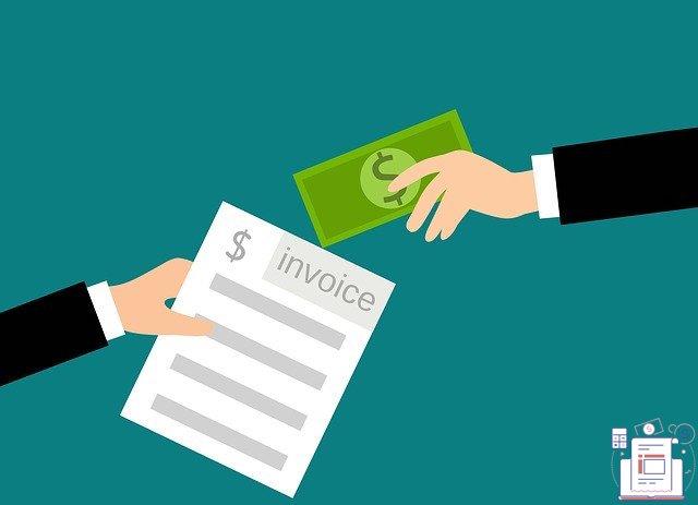 Les différents types de factures